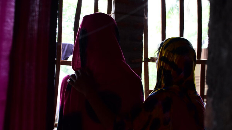 Earlier this year, 18-year-old Tabassum* was saved from traffickers thanks to her local Girl Power group.