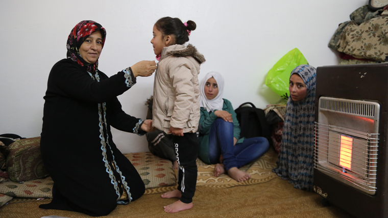 Thousands of Syrian refugees face winter hunger in Lebanon as funding lines freeze