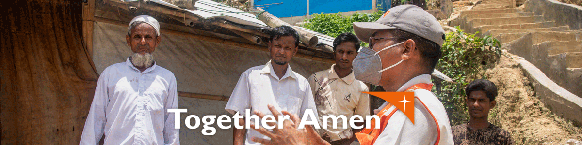 Together Amen - July edition (2nd)