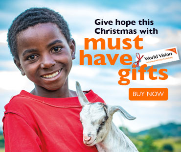 Give hope this Christmas with must have gifts
