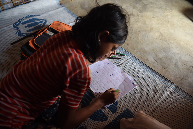 Education for Rohingya refugees must be top priority, say World Vision, Oxfam and Save the Children