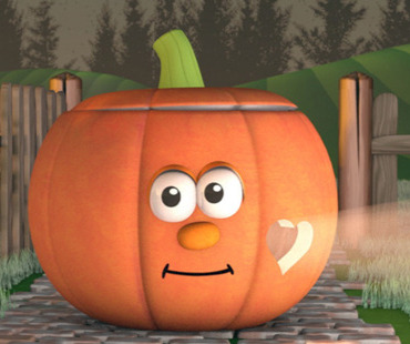 Patch the pumpkin