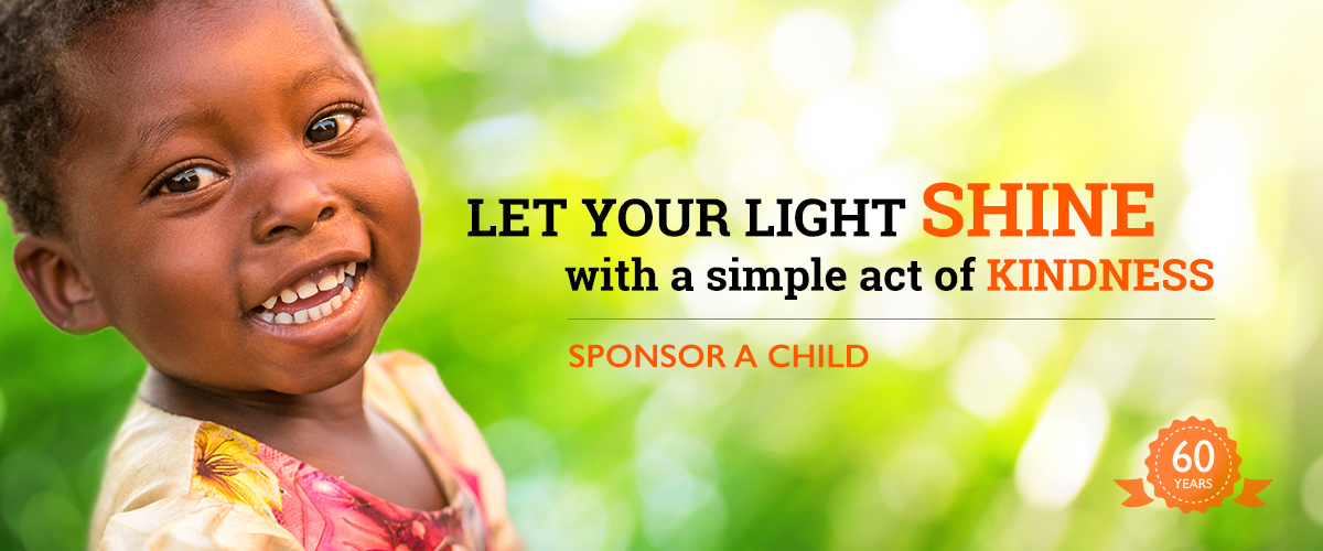 Let your light shine with a simple act of kindness