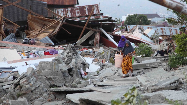 Indonesia earthquake and tsunami: World Vision UK launches appeal