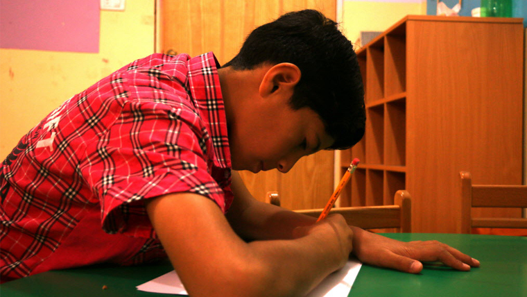 Syria's Refugees: Ahmad never had a hobby before