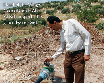 <small>No Water in Bubbles: the alarming water crisis in Jenin</small>