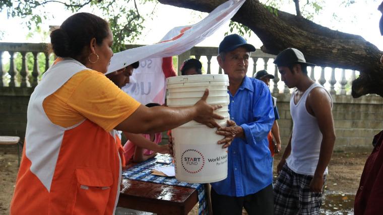 Mexico earthquake response - START Fund