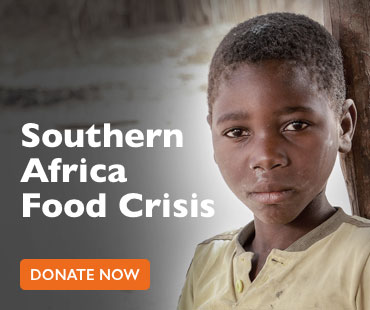 Southern Africa food crisis - Donate now