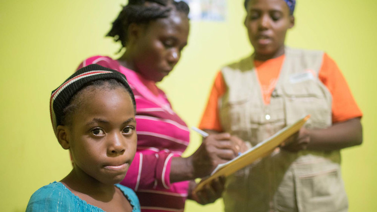 World Vision scales up plans to set up protection centres for children in the aftermath of Hurricane Matthew