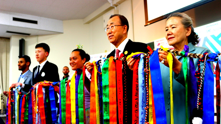 Implementing Child-centred Disaster Risk Reduction: the Sendai Framework