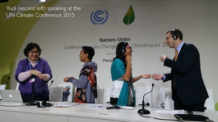 World Vision in Paris: UN Climate Conference 2015