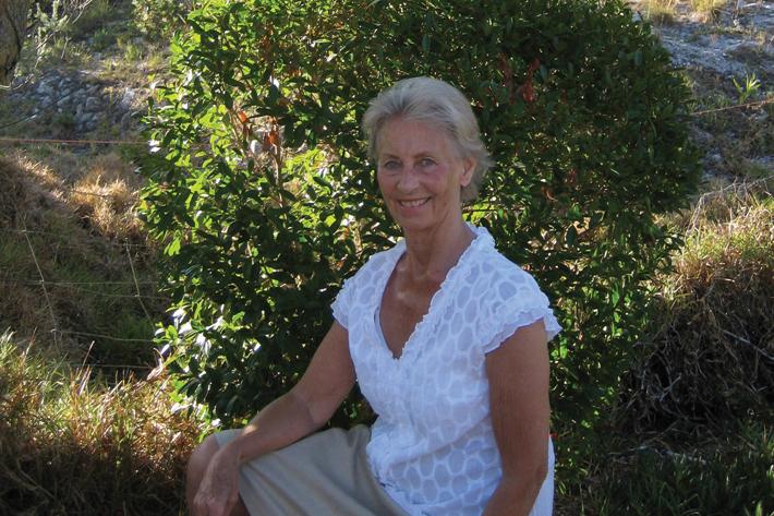 Maureen's Journey from Meadway, Berkhamsted to Mwemba, Zimbabwe