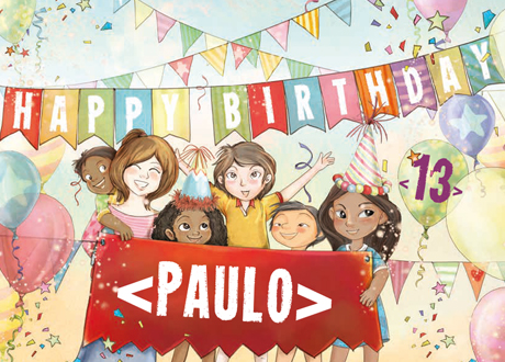 CREATE YOUR BIRTHDAY CARD ONLINE