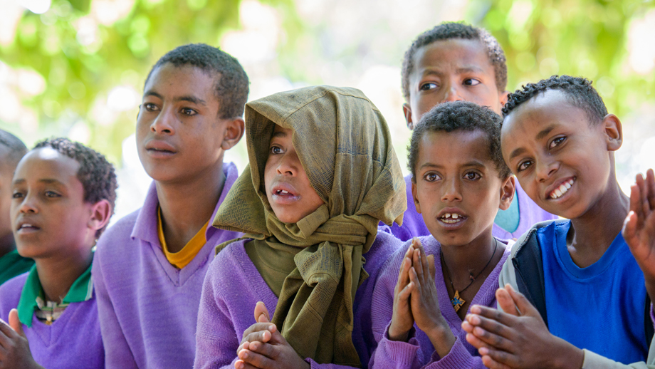Involving Children in Ethiopia
