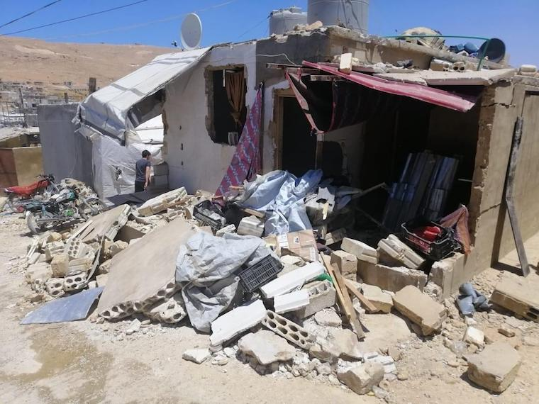 Statement: Demolition of Syrian refugee homes in Lebanon