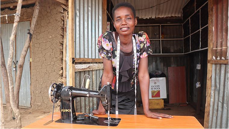 Coronavirus: South Sudan entrepreneur Shamim fears her family will starve