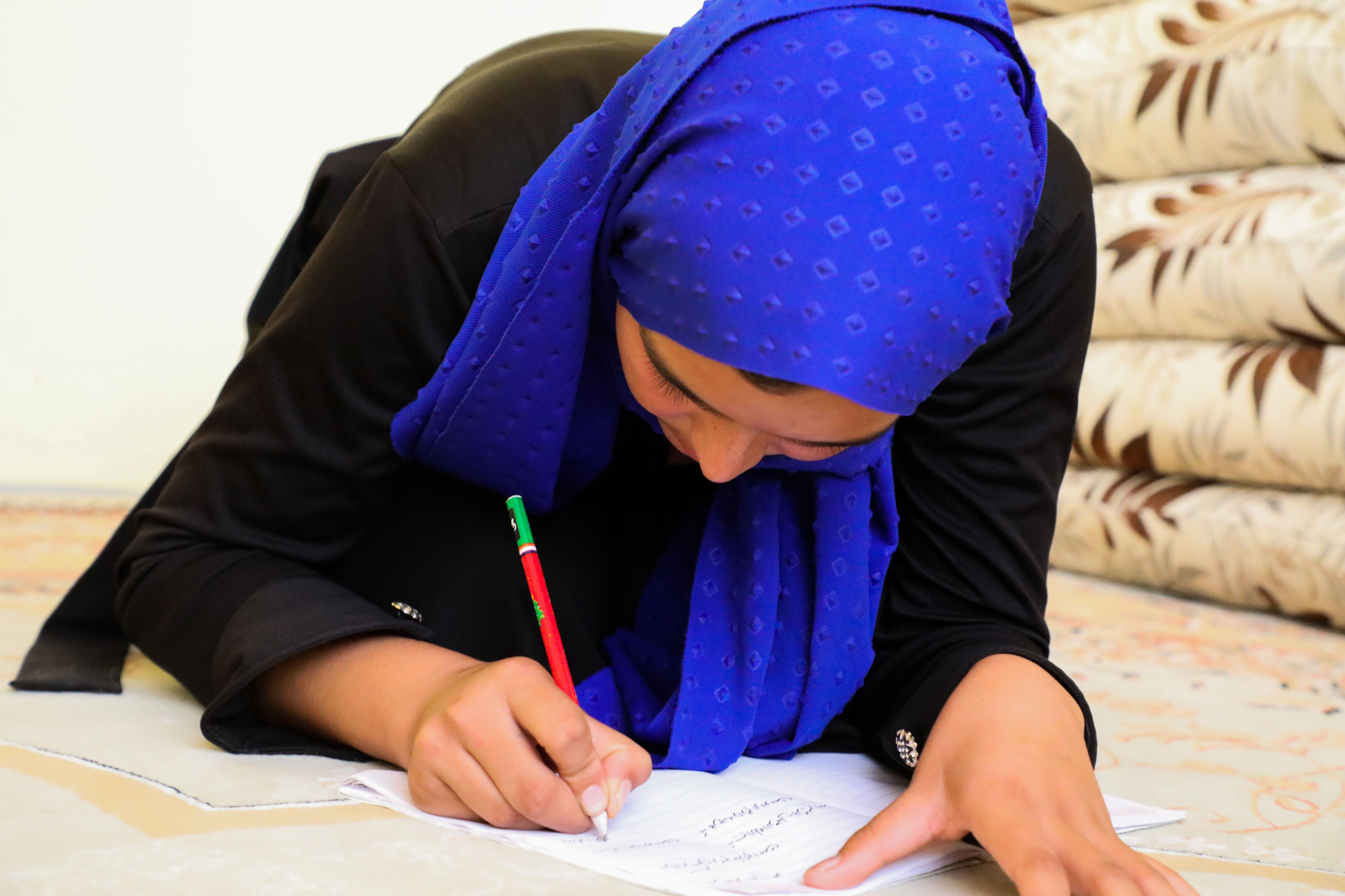 Rahila from Afghanistan writes about her experience of child marriage