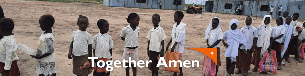Together Amen - August 2020 1st edition
