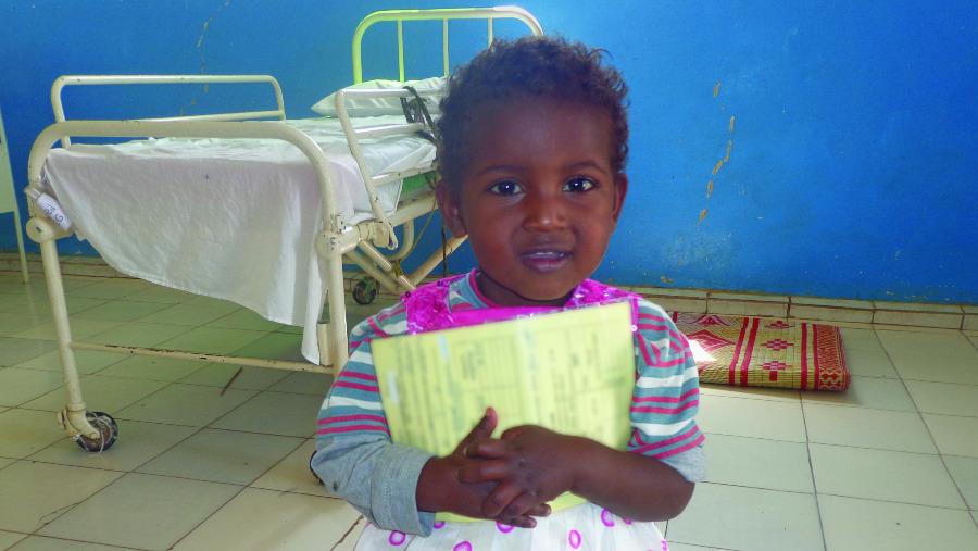 Saving baby Marwa