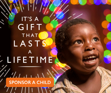 Sponsor a child for Christmas