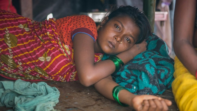 Lives fractured by the floods: India's monsoon survivors