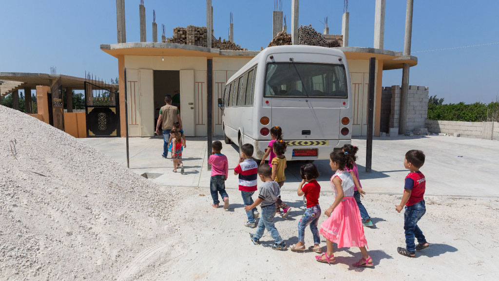 Aid agencies call on leaders to avoid humanitarian catastrophe in Idlib
