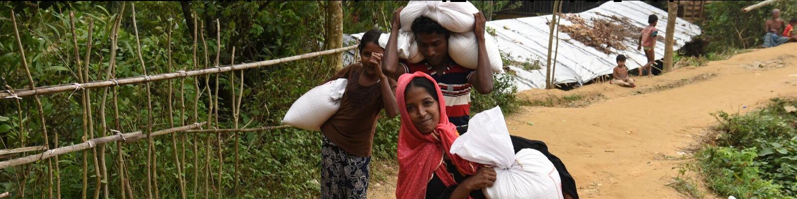 Myanmar-Bangladesh refugee crisis update