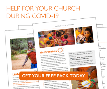Activities UK churches families and communities during covid 19