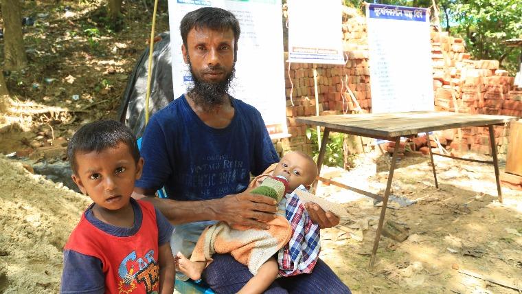 Myanmar Refugee Appeal