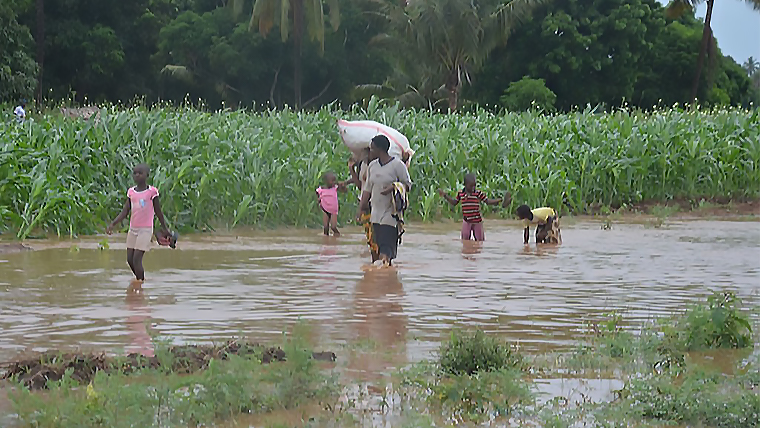 Over one million people at risk as floods devastate East Africa