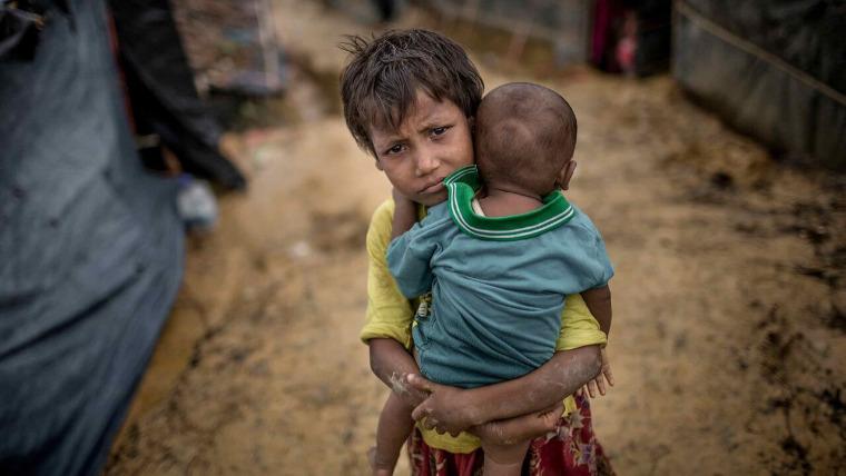 DEC Emergency appeal for people fleeing Myanmar