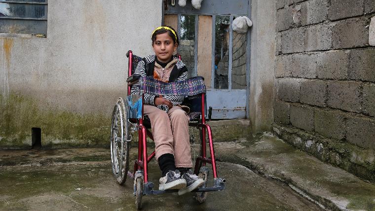 Transforming children's lives in Mosul, Iraq