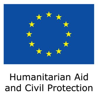 ECHO Humanitarian aid and civil protection logo