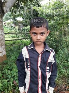 Choose a child to sponsor, like this little boy from Ghoraghat, Mostakim age 5