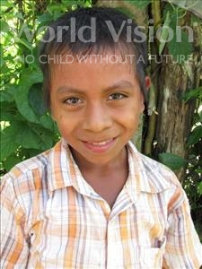Choose a child to sponsor, like this little boy from Maya, Osvin Romilio age 11
