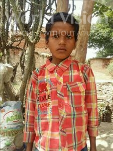 Choose a child to sponsor, like this little boy from Bhojpur, Aditya age 9