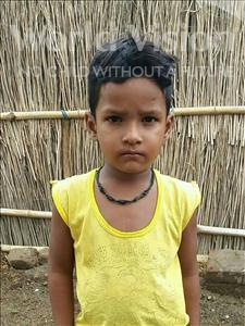 Choose a child to sponsor, like this little boy from Bhojpur, Ankush age 5