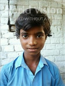 Choose a child to sponsor, like this little girl from Bhojpur, Anchal age 10