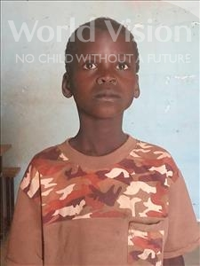 Choose a child to sponsor, like this little boy from Sirba, Abdoulnasser age 7