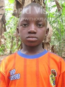 Choose a child to sponsor, like this little boy from Jong, Smith age 9