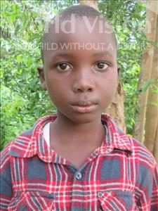 Choose a child to sponsor, like this little boy from Jong, Takieu age 9
