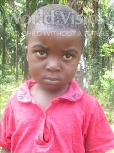 Choose a child to sponsor, like this little boy from Tegloma, Osman age 4