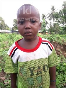 Choose a child to sponsor, like this little boy from Tegloma, John age 3