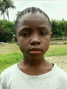 Choose a child to sponsor, like this little boy from Jaiama Bongor, Mustapha age 10