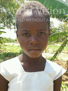 Choose a child to sponsor, like this little girl from Kilimatinde, Milika Ngasa age 8