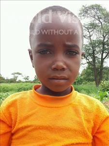 Choose a child to sponsor, like this little boy from Kilimatinde, Yohana Nkwabi age 6