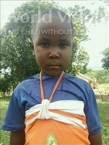 Choose a child to sponsor, like this little girl from Kibiga-Mulagi (Kimu), Hidat age 3