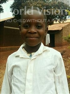 Choose a child to sponsor, like this little girl from Ntwetwe, Eseza age 9