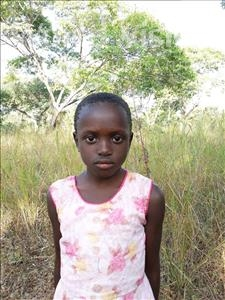 Choose a child to sponsor, like this little girl from Keembe, Onita age 6