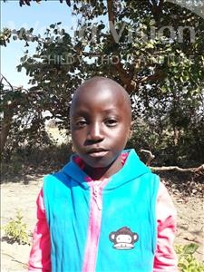 Choose a child to sponsor, like this little boy from Keembe, Brian age 6